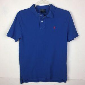 Polo by Ralph Lauren Boys Blue Polo Short Sleeve
